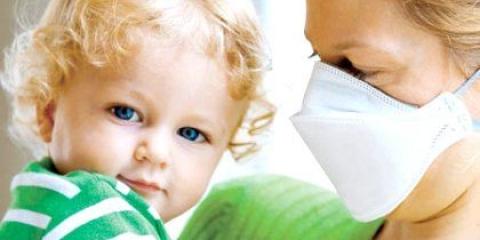 Як захистити дитину від грипу під час епідемії?