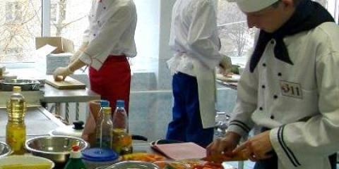 Куди піти вчитися на кухаря після 9 класу?