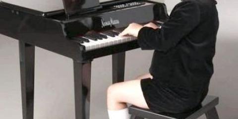 Як підготувати дитину до музичній школі?