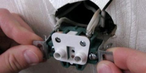 Як підключити розетку: докладна інструкція
