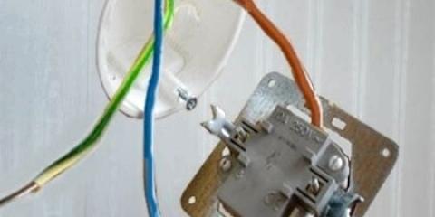 Як підключити розетку із заземленням без сторонньої допомоги?