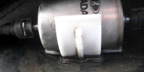 Як поміняти фільтр на калині?