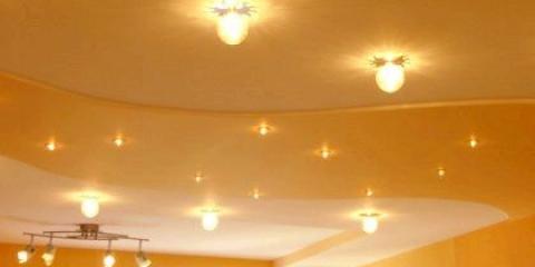 Як зробити освітлення в кімнаті найбільш оптимальним?