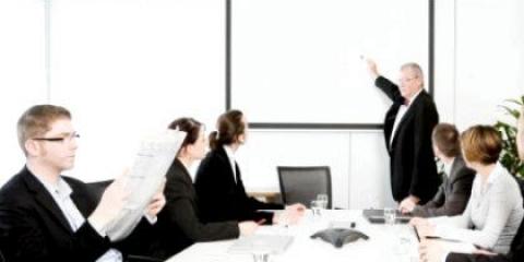 Як вести бізнес переговори?