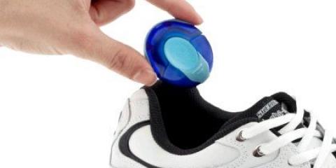 Як вивести запах з кросівок: перевірені способи