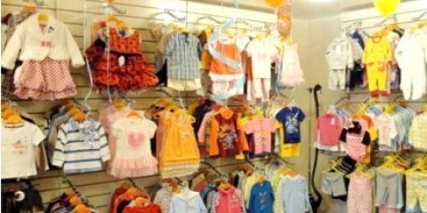 Як відкрити магазин дитячого одягу?