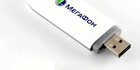 Як підключити мегафон-модем: активація сім-карти