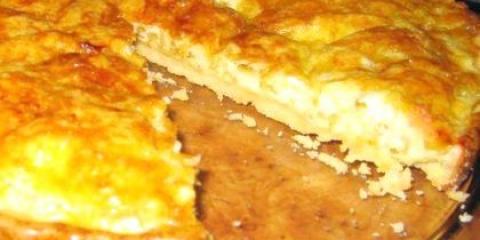 Як приготувати пиріг без дріжджів?