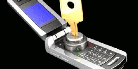 Як розблокувати телефон?