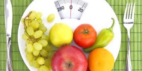 Як скласти раціон харчування для схуднення?